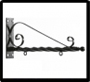 Decorative Scroll Brackets