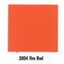 3004 Fire Red
