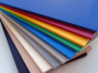 Color 6mm Komatex PVC Sheet