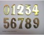 Numbers for Plaques