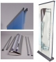 Retractable Roll Up Banner Stand - Single Sided