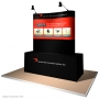 Vision 1000/2000 – 2 Quad Table Top Display